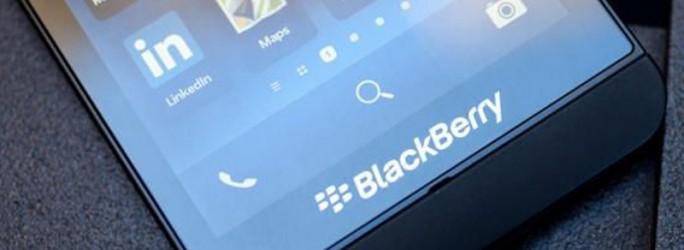 Blackberry Smartphone (Bild CNET.com)