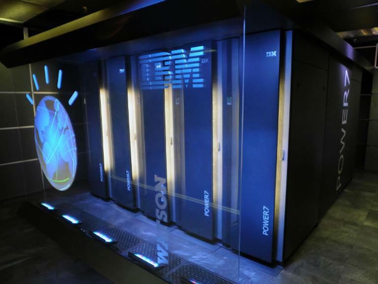 In IBMs Watson sollen ab Herbst monatlich bis zu 15.000 sicherheitsbezogene Dokumente eingespeist werden, um neue Optionen in der Bekämpfung von Cybergefahren zu eröffnen. (Bild: IBM)