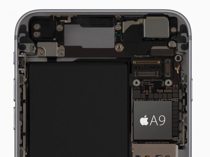 Apples A9 soll die Leistung der Vorgängergeneration um bis zu 60 Prozent übertreffen. (Bild: Apple)
