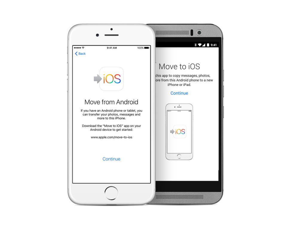 Apps Von Android Auf Iphone