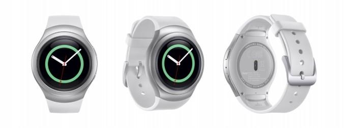 Samsung Gear S2 (Bild: Samsung)