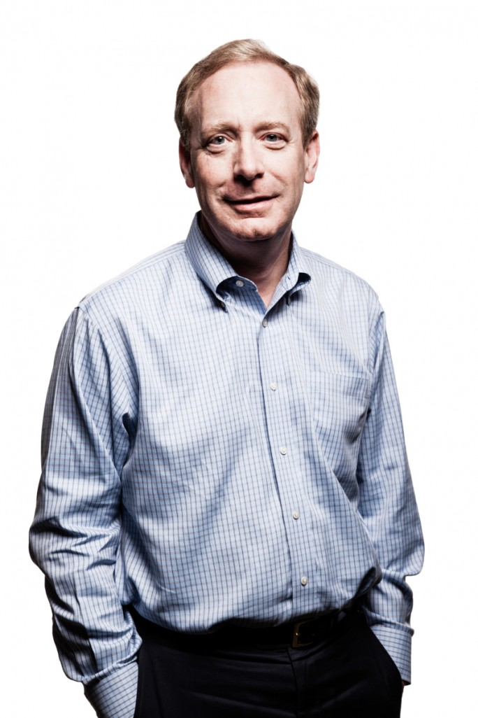 Brad Smith ist neuer Microsoft-President, Chief Legal Officer und Chief Compliance Officer. (Bild: Microsoft)