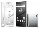 Sony führt drei Xperia-Z5-Smartphones mit 23-Megapixel-Kamera vor