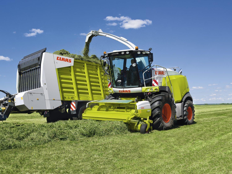 Mit SAS-Lösungen kann der Landmaschinen-Hersteller die Ausfallsicherheit von Fahrzeugen verbessern. In einem zweiten Schritt sollen künftig auch Telemetrie-Daten für eine Predictive Maintenance verwendet werden. (Bild: Claas)