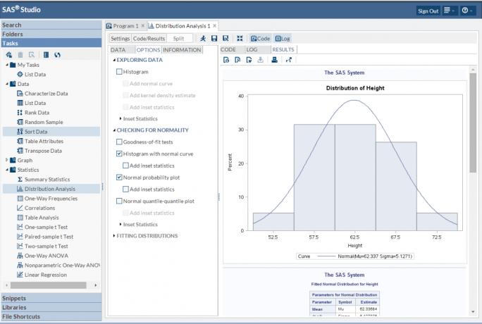 SAS University Edition bietet jetzt auch Vorhersage-Funktionen für Studierende und Dozenten. (Bild: SAS)