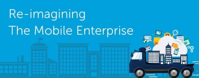 Mitel stellt das neue Mobile Enterprise Portfolio vor und liefert damit auch auf Smartphone umfangreice UCC-Funktionalitäten. (Bild: Mitel)