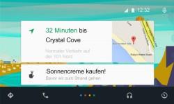 Android Auto (Screenshot: Google
