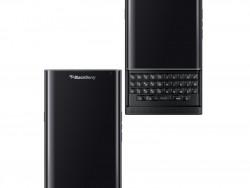 Das Blackberry Priv hat einen ausziehbaren Bildschirm mit darunter liegender Volltastatur (Bild: Blackberry).