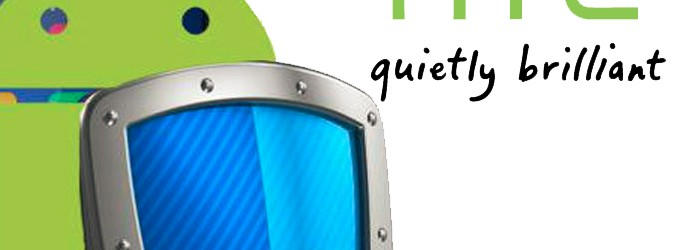 (Bild: ZDNet und HTC-Logo)