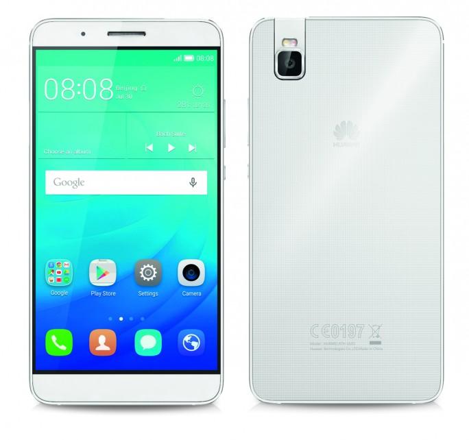 Huawei ShotX (Bild: Huawei)