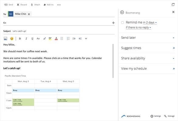 Add-ins lassen sich in Exchange Server 2016. (Bild: Microsoft)