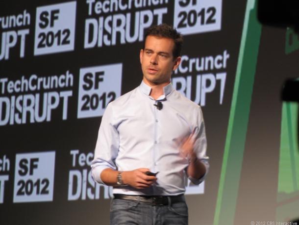 Jack Dorsey ist neuer CEO von Twitter. (Bild: Cnet.com)