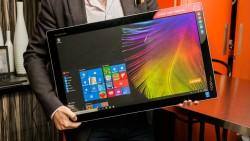 Die Auflösung des Lenovo Yoga 900 Home beträgt 1920 mal 1080 Pixel (Foto: CNET.com)