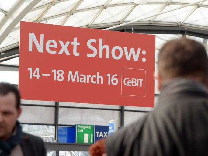 Die CeBIT 2016 findet vom 14 bis 18 März 2016 statt. (Bild: Deutsche Messe)