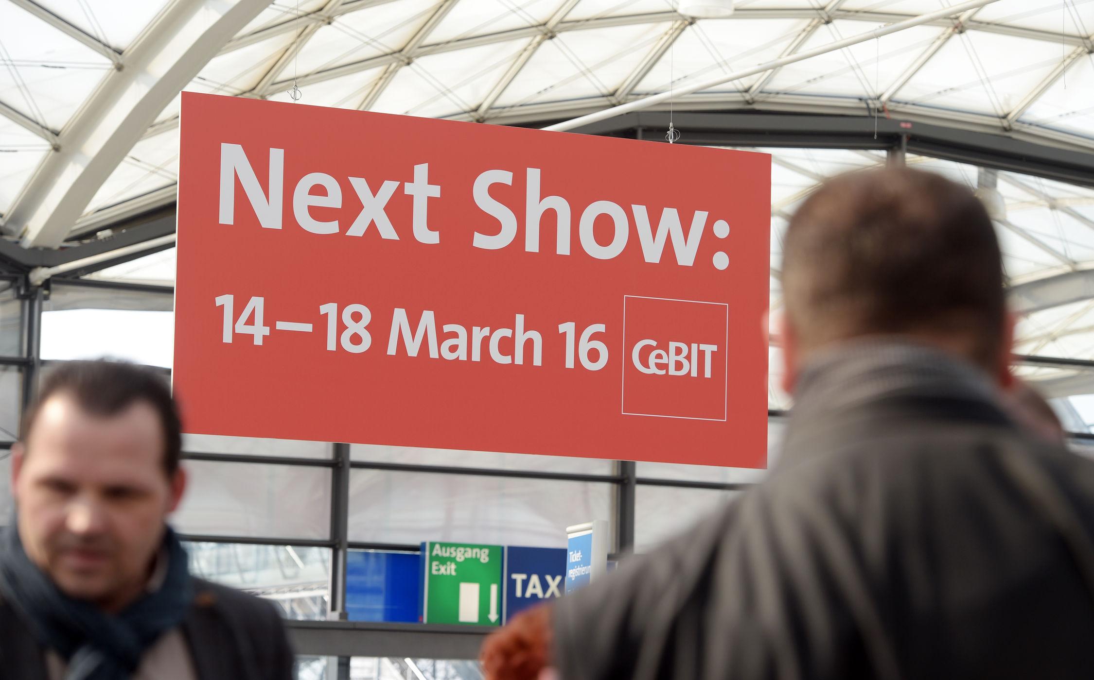 Die CeBIT 2016 findet vom 14. bis 18. März 2016 statt. (Bild: Deutsche Messe)