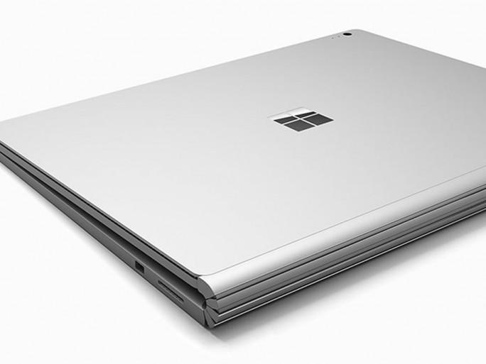Microsoft steigt mit dem Sufrace Book in den PC-Markt ein. (Bild: Microsoft)