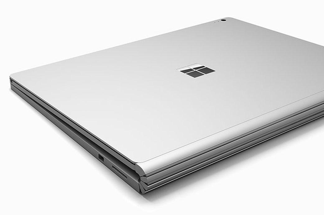 Microsoft steigt mit dem Surace Book in den PC-Markt ein. (Bild: Microsoft)