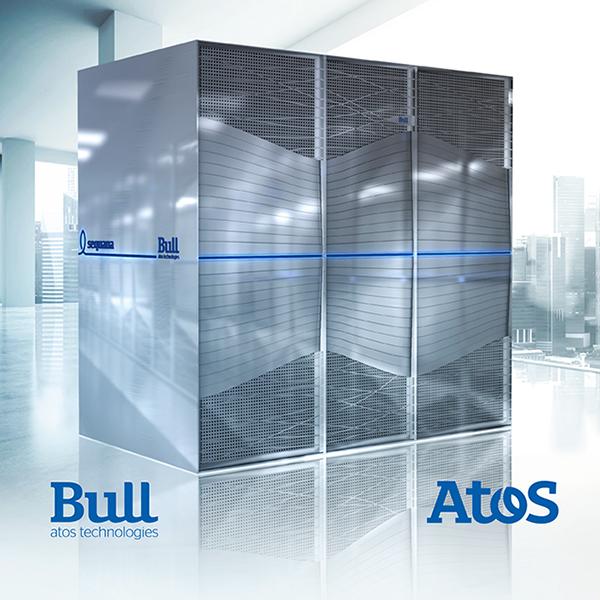 Mit Bull sequana will Atos mit künftigen Systemen auf Basis des Intel Xeon das Exascale-Computing ermöglichen.  (Bild: Atos)