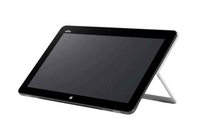Als einer der ersten Tablets ist das Stylistic R726 auch in einer Version mit einem matten Non-Glare-Display erhältlich. (Foto: Fujitsu)