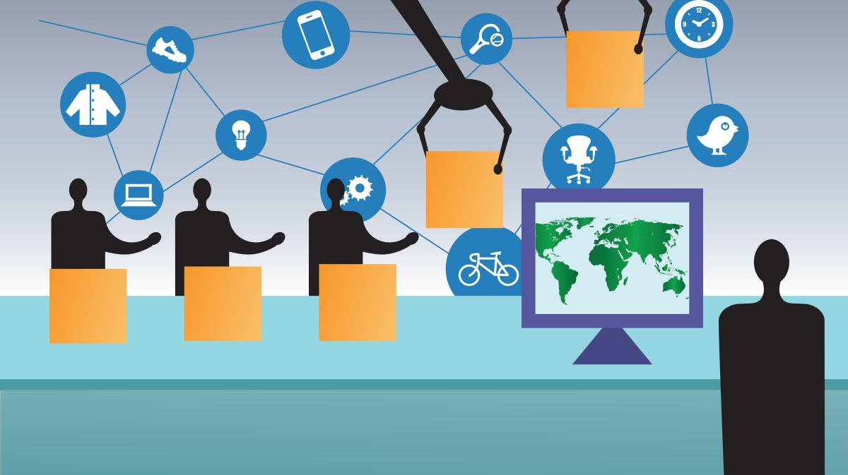 """Cisco stellt neue Funktionen und Produkte für die Strategie """"Security Everywhere"""" vor. (Bild: Cisco)"""