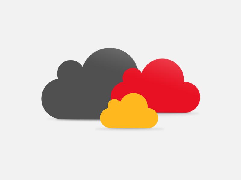 T-Systems wird für Microsoft aus Rechenzentren in Magdeburg und Frankfurt am Main heraus Cloud-Dienste anbieten. Für Salesforce.com ist T-Systems bereits exclusiver Cloud-Partner. (Bild: Microsoft)