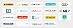 Überblick über alle bei Paydirekt teilnehmenden Banken (Screenshot: ZDNet.de)