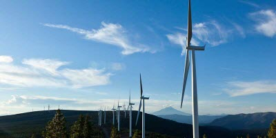 In dem Wind Park Fowler Ridge will Amazon ab 2016 rund 500.000 Megawatt Stunden produzieren. (Bild: Amazon)