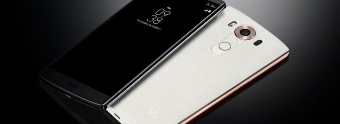 LG V10 (Bild: LG)