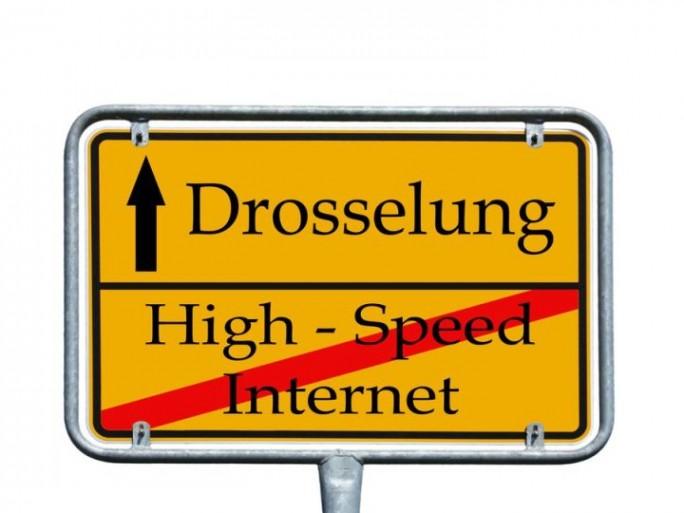 Drosselung (Bild: Shutterstock)