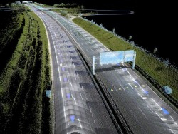 Solche HD-Karten sind eine wichtige Grundlage für mögliche, künftige autonome Fahrzeuge (Bild: Nokia)