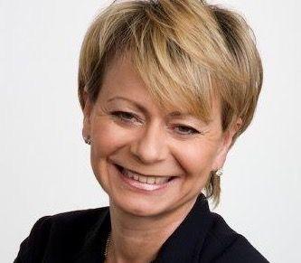 Harriett Green, Leiterin der neuen IBM-Sparte Watson IoT (Bild: IBM)