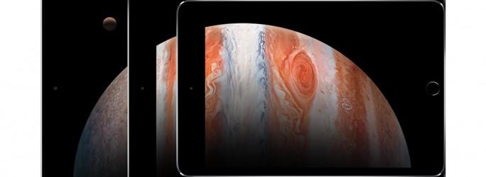 iPad-Family 2015 (Bild: Apple)