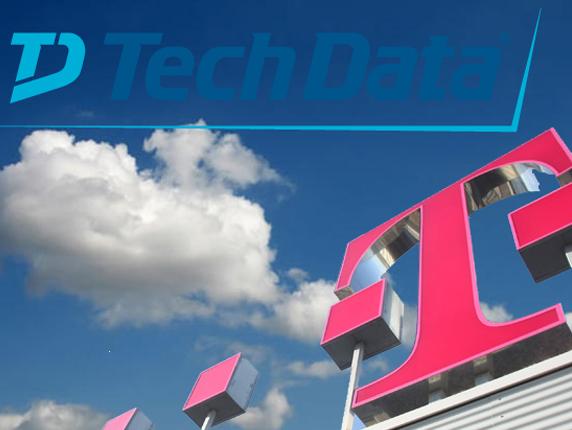 Tech Data und Telekom (Bild: Silicon.de)