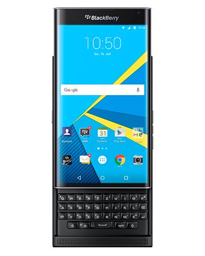 Mit dem Priv hat BlackBerry den Einstieg ins Android-Ökosystem gewagt. Das Gerät bietet jedoch zusätzliche Sicherheits-Features wie DTEK. (Bild: BlackBerry)