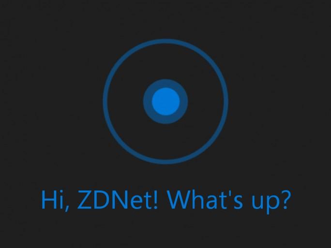 Cortana für Android (Screenshot: ZDNet.de)