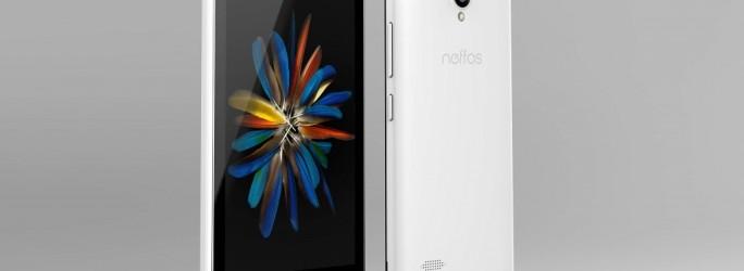 Das Einsteigermodell Neffos C5L ist das erste Smartphone des Netzwerkspezialisten TP-Link (Bild: TP-Link).