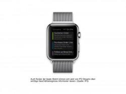 Streams_AppleWatch (Bild: Apple)