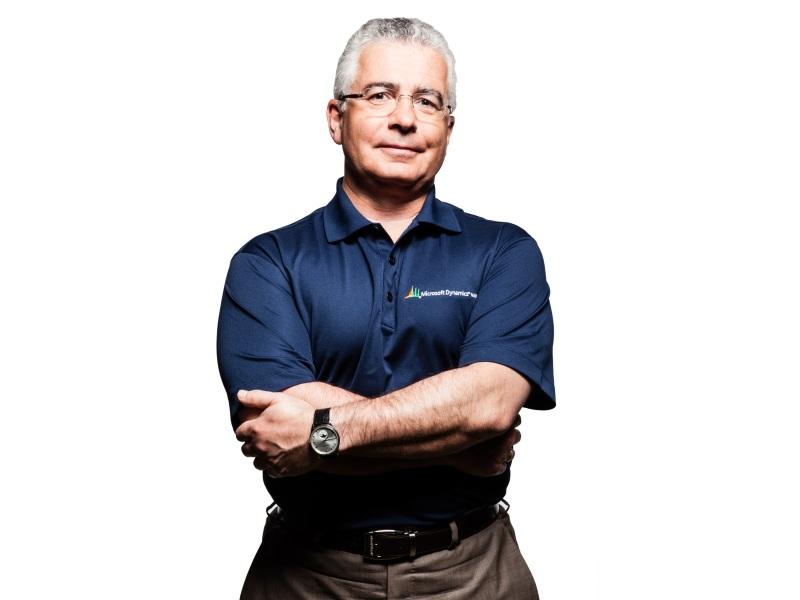 Kirill Tatarinov folgt auf Mark Templeton als CEO von Citrix nach. (Bild: Microsoft)