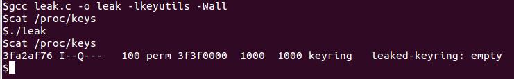 Das Sicherheitsunternehmen Perception Point hat ein Leck in der Keyring-Komponente des Linux-Kernel entdeckt. (Bild: Perception Point)