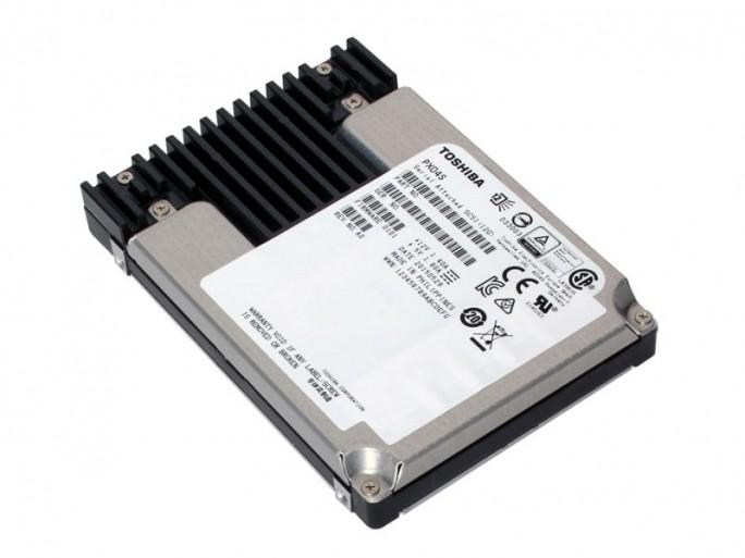 Die neue Enterprise-SSD-Reihe PX04SL ist in Kapazitäten von 2 und 4 TByte verfügbar. (Bild: Toshiba)