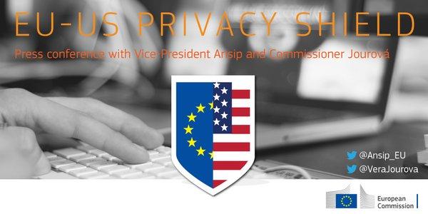 """Aus Diplomaten-Kreisen ist zu hören, dass entscheidende Punkte durch das neue """"Abkommen"""" Privacy Shield nicht verhandelt sind."""