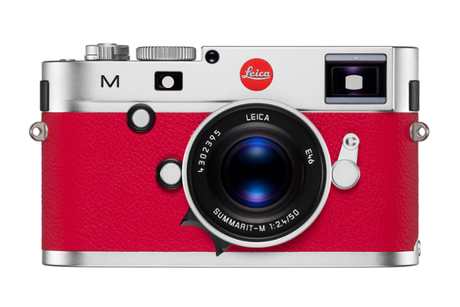 Neben aufwändigen Kameras wie der Leica M 240 will der Traditionshersteller nun auch vom Wachstum des Smartphone-Marktes profitieren. (Bild: Leica)