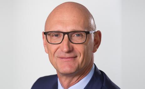 Thimotheus Höttges will Unternehmen ein globales, verlässliches Netz anbieten und kooperiert dafür mit internationalen Partnern. (Bild: Deutsche Telekom)