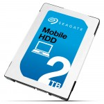 7 Millimeter Bauhöhe: Seagate liefert Mobile HDD mit 2 TByte aus