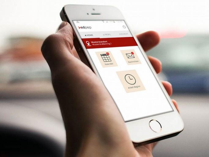 edpep-auf-Smartphone (Bild: Eurodata)