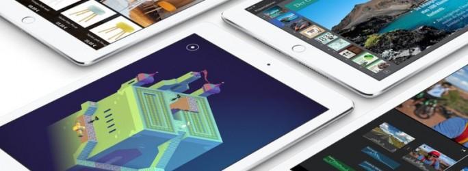 Apple iPad Air 2 (Bild: Apple)