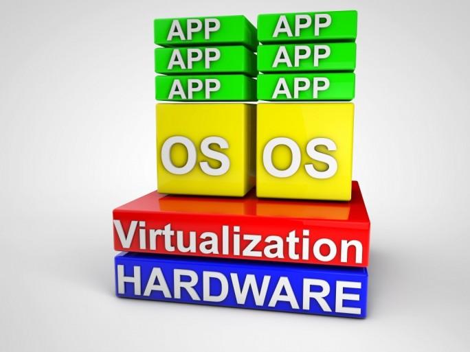 Virtualisierung (Bild: Shutterstock)