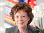 Salesforce: Ex-EU-Kommissarin Neelie Kroes nun im Board of Directors
