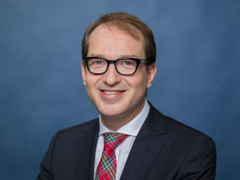 Bundesverkehrsminister Deutschland