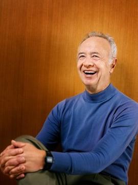 Andrew Grove gestaltete als CEO von Intel wie kaum ein zweiter die IT-Industrie. (Bild: Cnet.com)